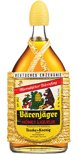 Barenjager Liqueur Honey 1.00l